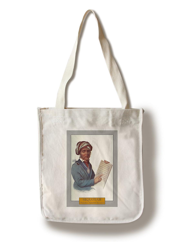 贅沢 Sequoyah – Canvas Portrait of the Bag the Cherokee Alphabet Inventor 10 x 15 Wood Sign LANT-30668-10x15W B01841086W Canvas Tote Bag Canvas Tote Bag, 由岐町:05fdc884 --- arianechie.dominiotemporario.com