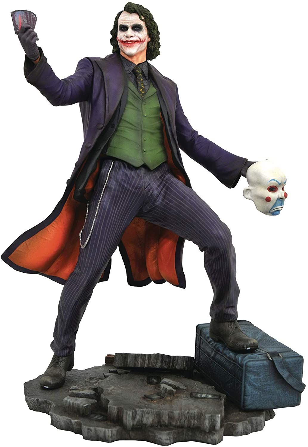 NECA DC Comics Joker Batman Dark Knight Collection Action PVC Figure #