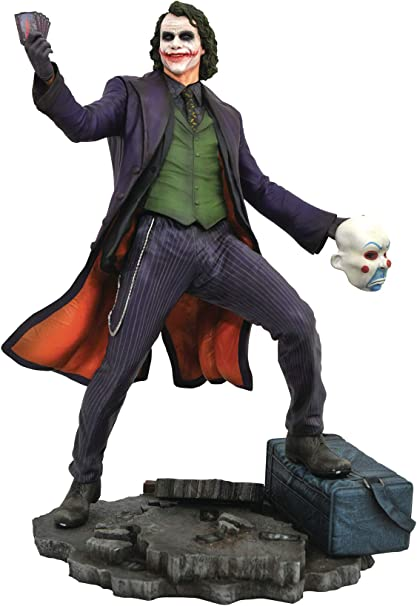 The Dark Knight Diamond Select DC Gallery Bane 23cm Figurine PVC