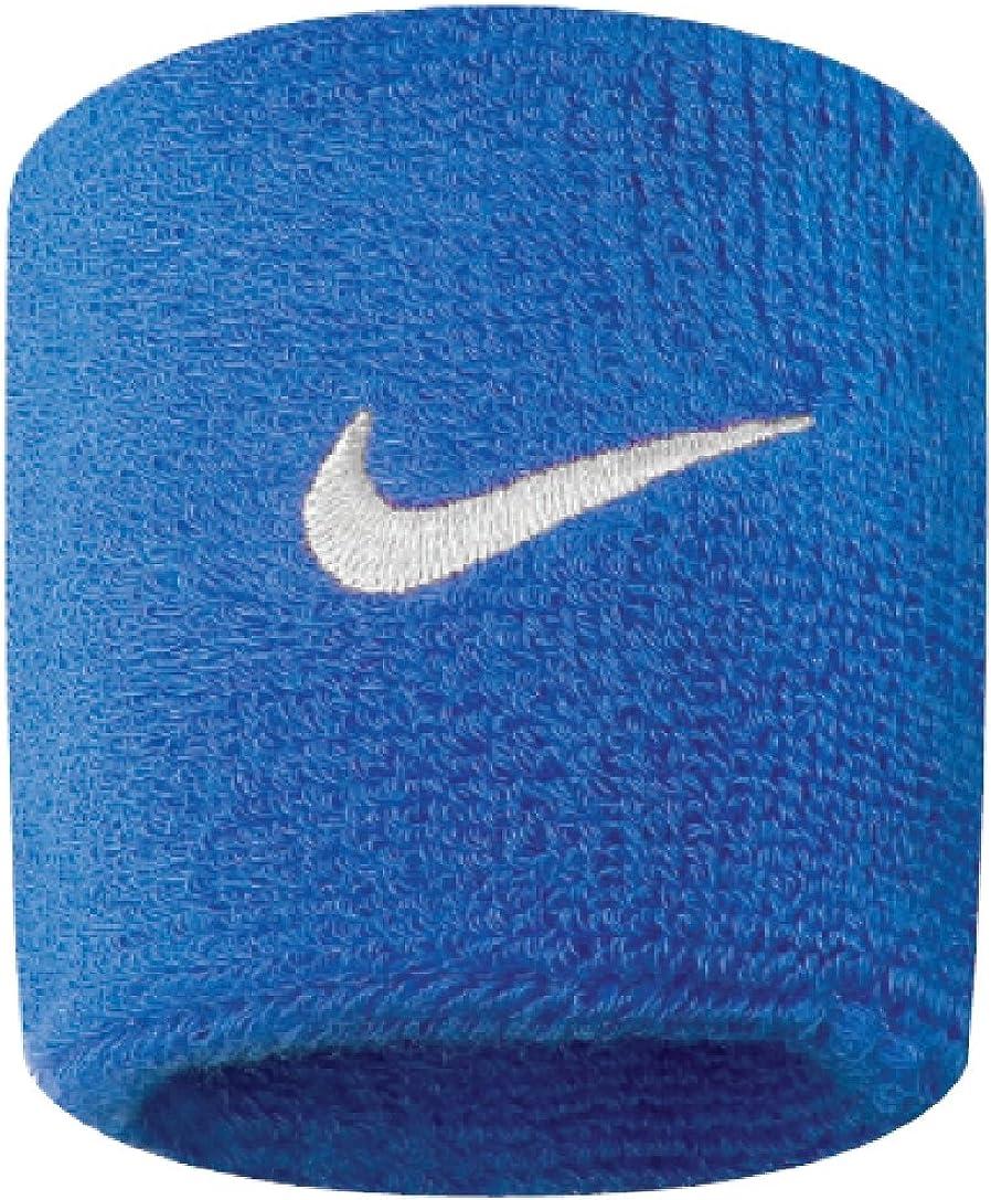 Nike 9380/4 Swoosh Wristbands - Muñequeras Unisex adulto