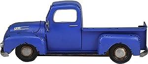 Metal Vintage Half Truck - 15.75
