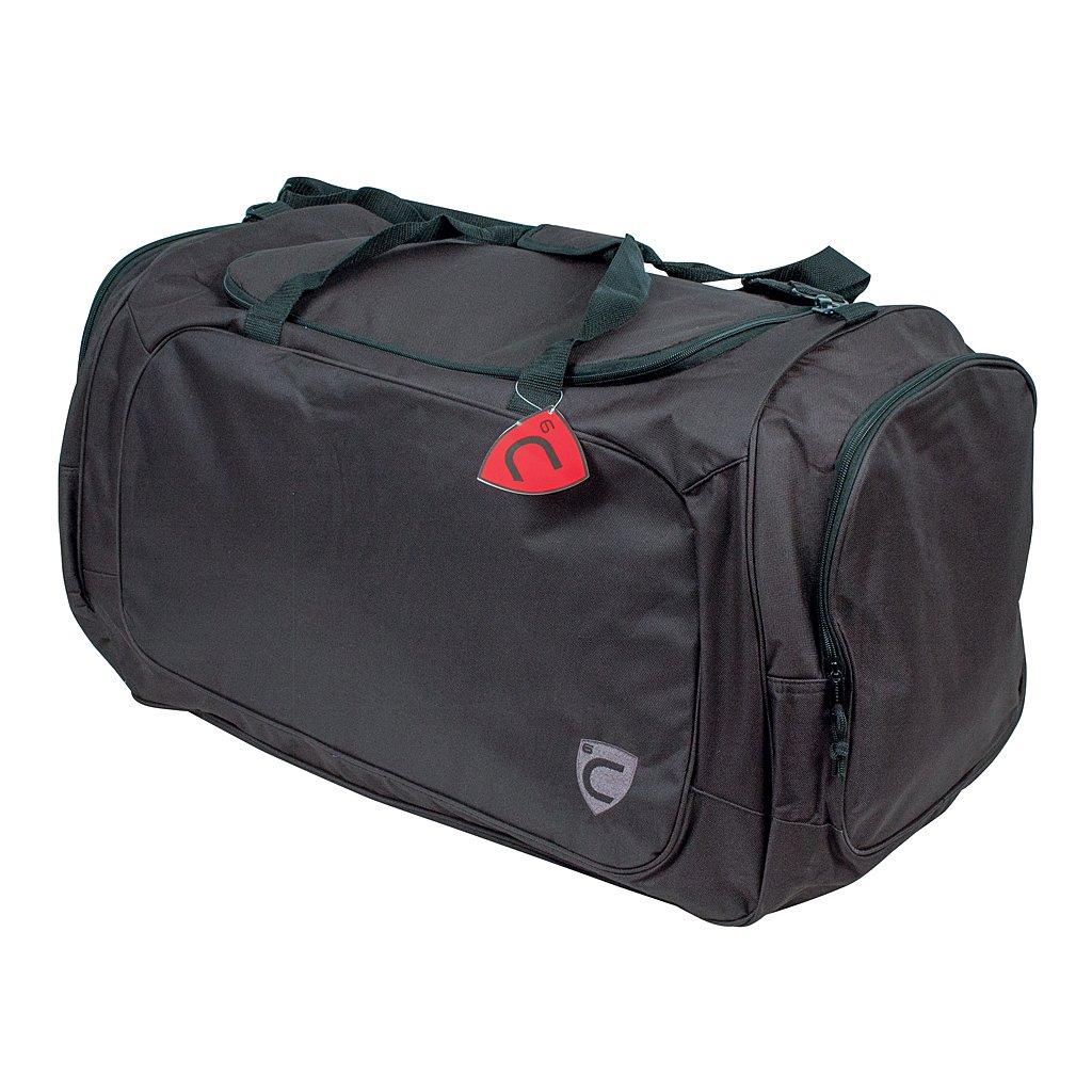 CARBIDE XL Carbon-Lined Gym Bag (Discreet, Odor proof)