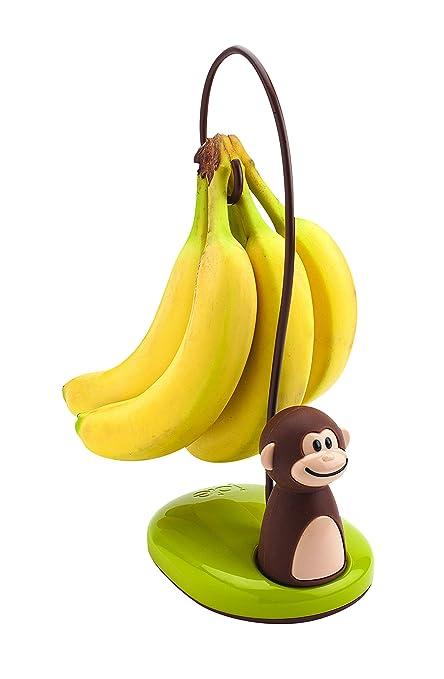 c999265e79 MSC International 77700 Joie Monkey Banana Tree Holder Hanger, 5.75-Inches