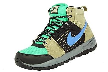 Nike ALDER MIDGSGrun Braun Junior Kinder Sneakers Schuhe jRL5A34q
