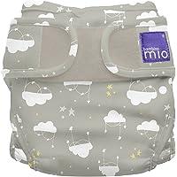Bambino Mio, miosoft Cloth Nappy Cover, Cloud Nine, Size 1 (<9kgs)