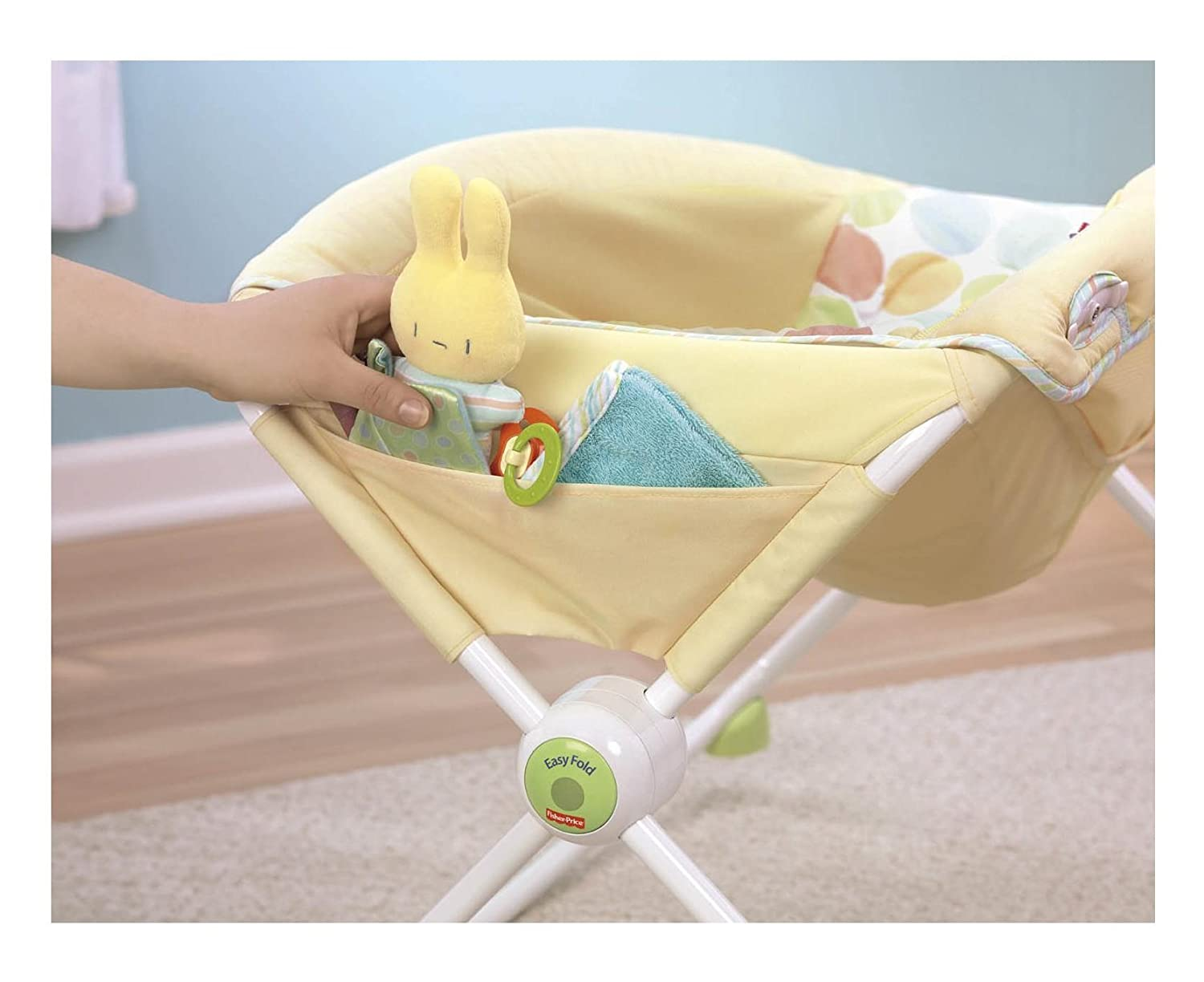 Baby cribs little rock ar - Amazon Com Fisher Price Newborn Rock N Play Sleeper Yellow Discontinued By Manufacturer Baby