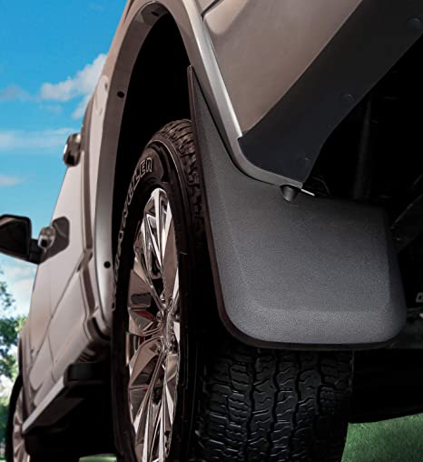 GMC Sierra 2014-2018 56896 Husky CUSTOM Mud Guards Front /& Rear Set