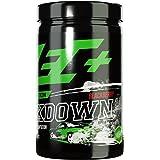 ZEC+ Pre Workout Booster KICKDOWN 2.0   Trainingsbooster   mehr Kraft   mehr Pump   Antikatabole- und anabole Formel mit essentiellen Aminosäuren   BCAA   verzweigtkettige Aminosäuren   Arginin AKG   Sibirischer Ginseng-Extrakt   Geschmack BLACK BERRY 600g