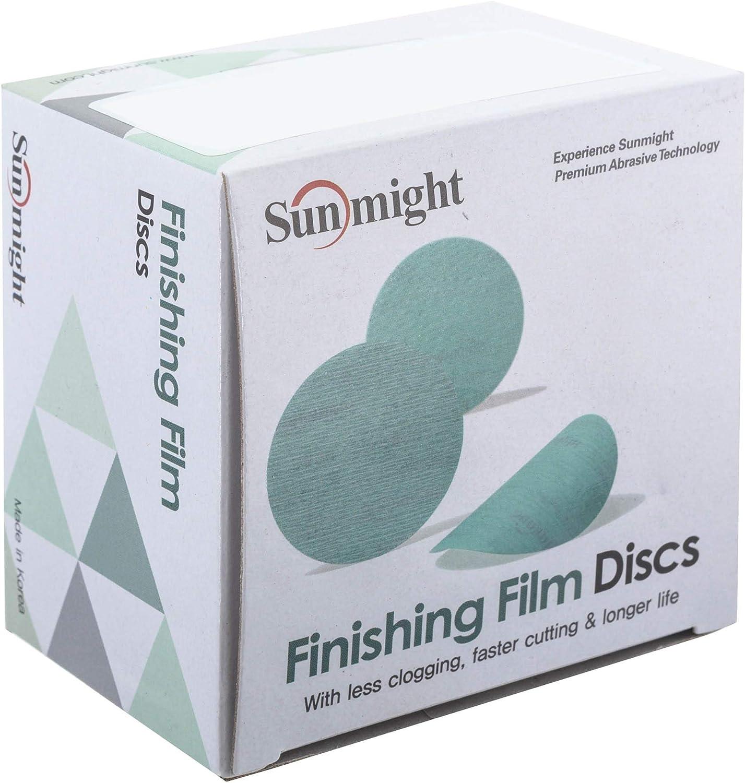 Sunmight Sunfoam Disc 150MM 1500 Grit