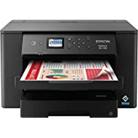 """Epson Workforce Pro WF-7310 Wireless Wide-Format Printer with Print up to 13"""" x 19"""", Auto 2-Sided Printing up to 11"""" x…"""