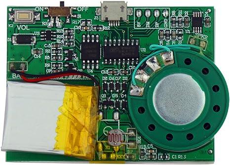 Amazon.com: Control de luz Sensor activado o botón ...