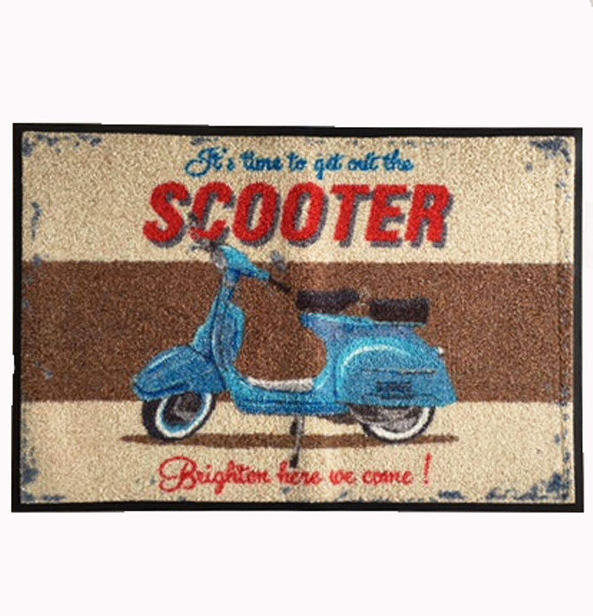 Felpudo (lavable - Scooter - Patinete - Martin Wiscombe - 47 ...