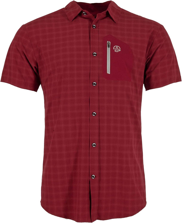 Ternua ® Athy - Camisa Hombre: Amazon.es: Deportes y aire libre