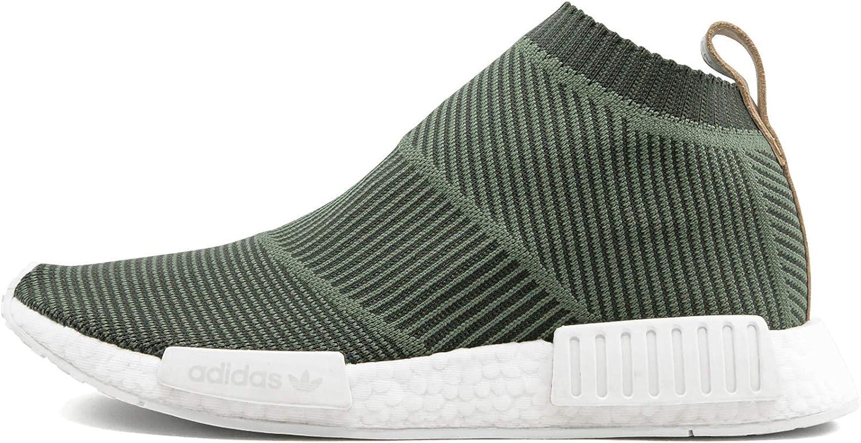 curva colonia En necesidad de  Amazon.com | adidas Mens NMD_CS1 Primeknit Casual Sneakers, | Running