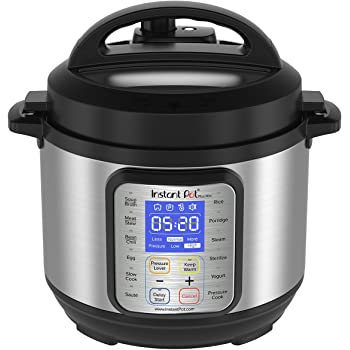 Amazon Com Instant Pot Ip Lux60 V2 6 In 1 Programmable