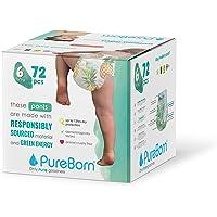 PureBorn Pull ups Master Pack Size 6 - XL 72's