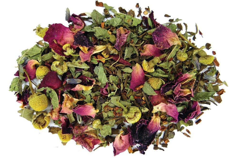 Harmony Tulsi - Loose Leaf Herbal Tea - Fusion Teas 6oz Pouch