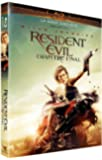 Resident Evil : Chapitre final [Blu-ray]