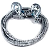 Auto Pearl Towing Tow Cable Rope