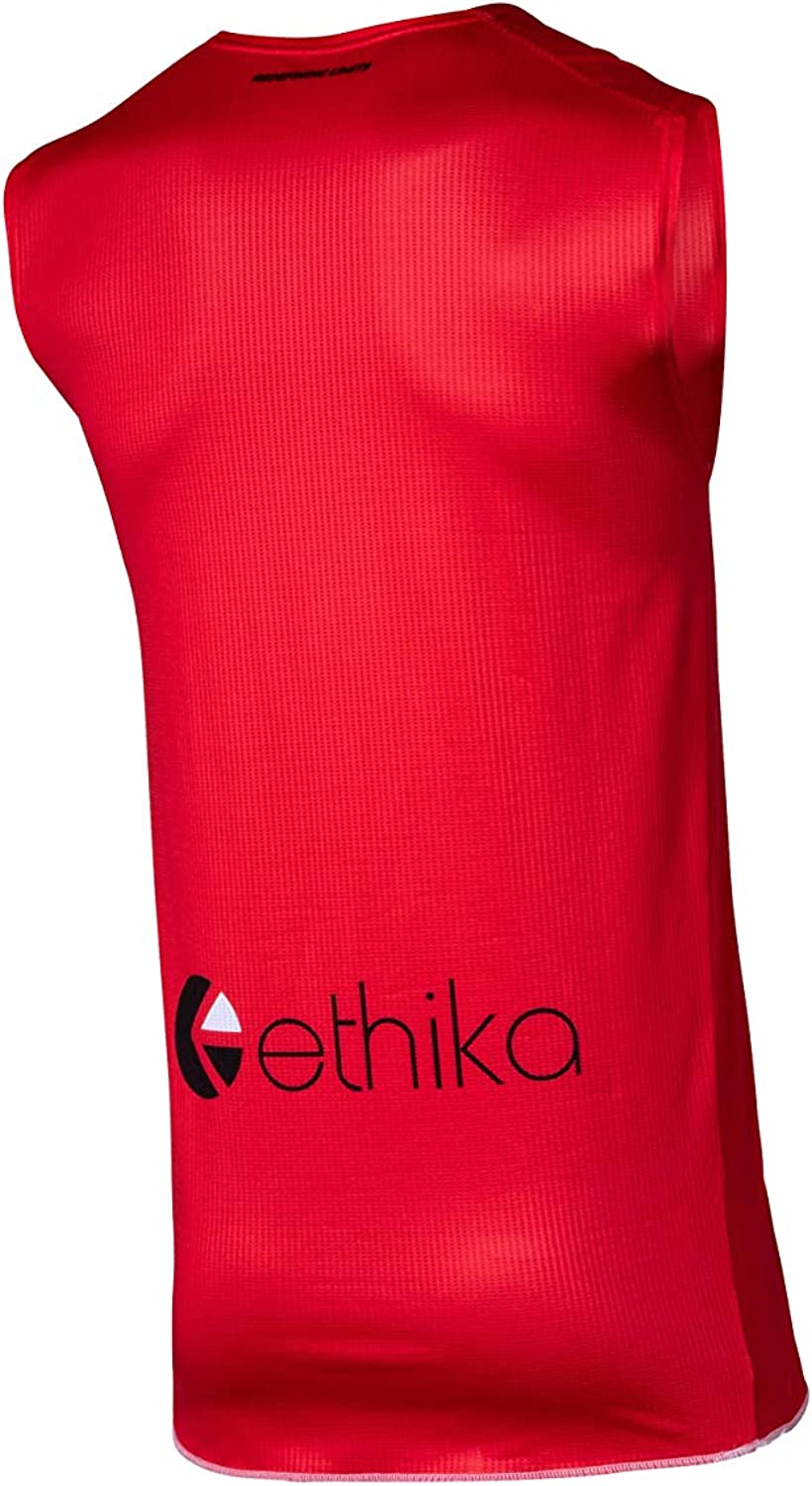 Seven Youth Zero Ethika Over Jersey Red