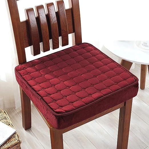 Hamkie Cojines para sillas para Asientos al Aire Libre Cojín ...