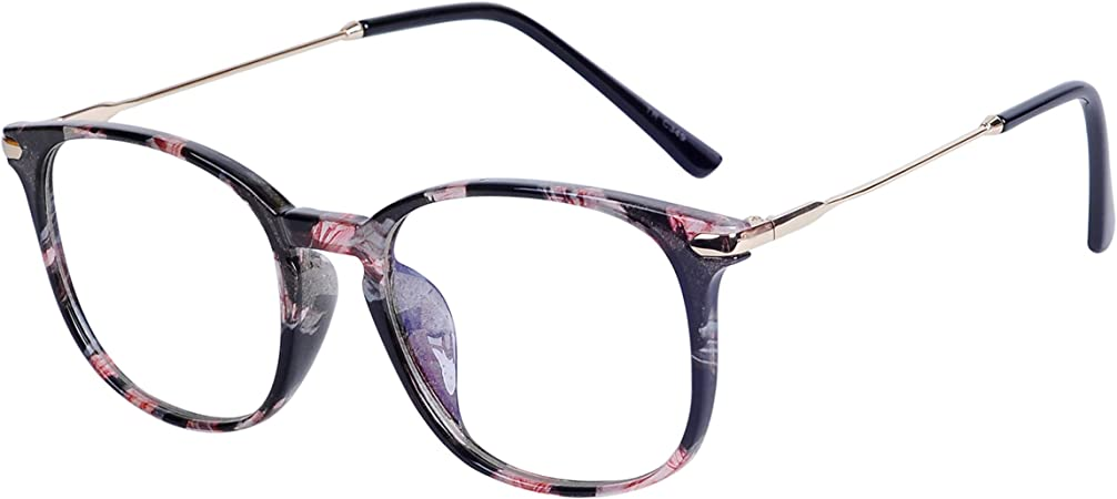 JoXiGo Gafas Anti Luz Azul Ordenador Antireflejos Anti-UV Anti ...