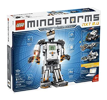 Lego Mindstorms 8547 2 Generation Mindstorms Nxt 20 D Amazon
