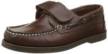 0daa6ad5479eb3 ORANGE MARINE SEAMARINE SCRATCH - Chaussure bateau homme - Marron - 39 cm