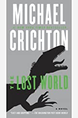 The Lost World: A Novel (Jurassic Park Book 2) Kindle Edition
