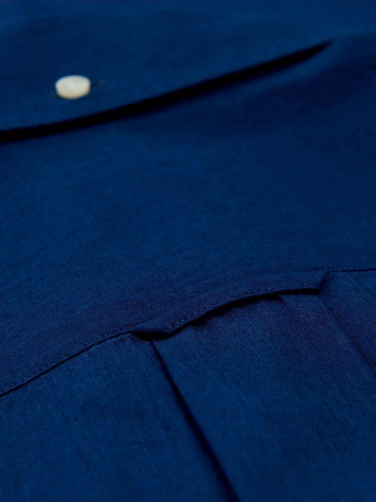 GANT Men's 18013080022989 Blue Cotton Shirt by GANT (Image #2)