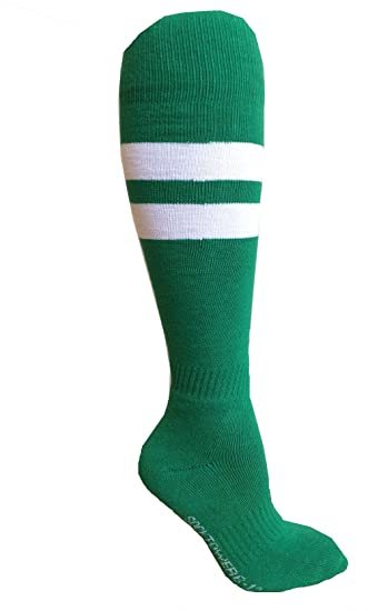e36c6a203e5c SockTower Adult Big Boy Girl Youth Kid Sports Athletic Crew Baseball  Softball Cotton Knee High Socks