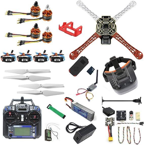 FEICHAO DIY RC Drone Kit F450-V2 FPV Quadcopter con ...