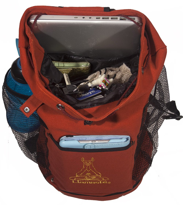 Llamaste Premium Edition Yoga Mat Duffle Bag by Llamaste (Image #4)