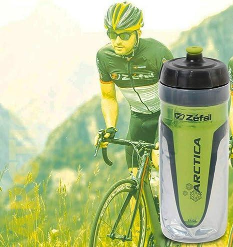 ONOGAL Bidon Isotermo de Ciclismo para Bicicleta Frio y Calor ...