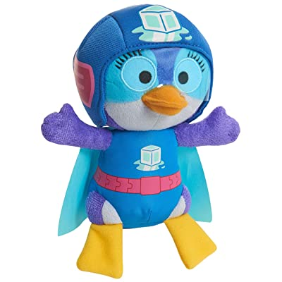 Muppet Babies Plush Figure - Captain Ice Cube Summer Penguin: Everything Else