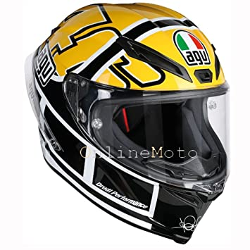 AGV Corsa-R Rossi Goodwood Motorcycle Helmet