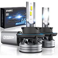 $45 » Fahren 9008/H13 LED Headlight Bulbs, 60W 12000 Lumens Super Bright LED Headlights Conversion…