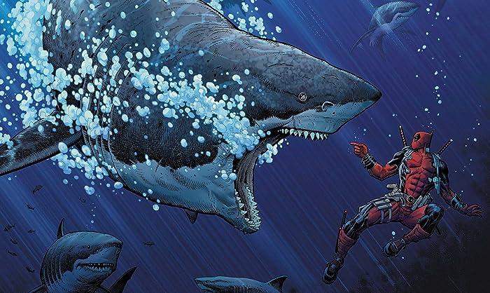 Top 9 Shark Playmat