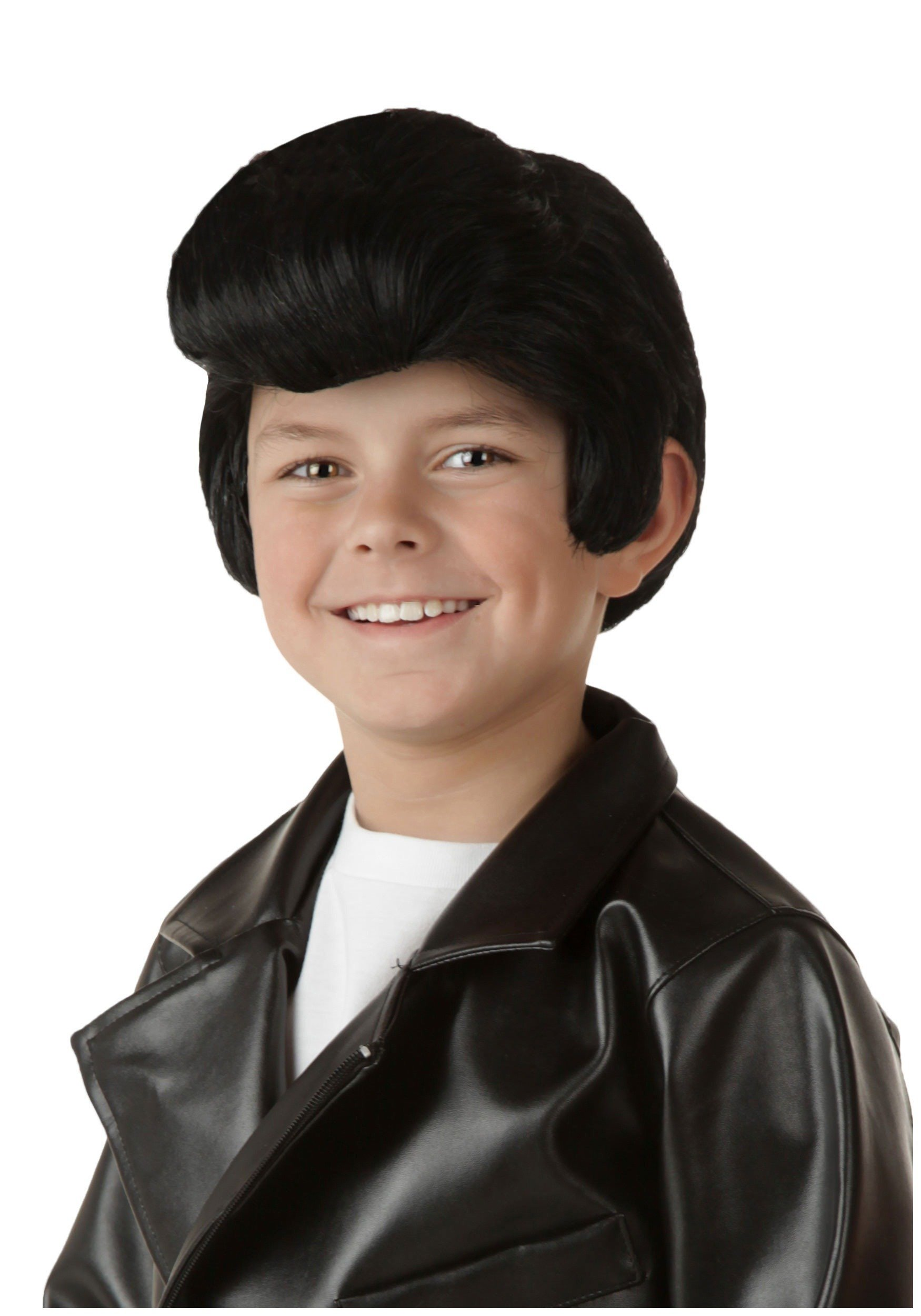 Fun Costumes Child Grease Danny Wig - ST