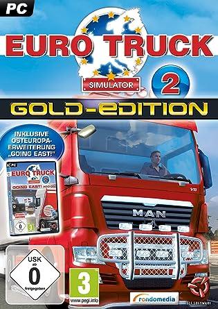 Euro Truck Simulator 2: Gold-Edition [Importación Alemana]: Amazon.es: Videojuegos