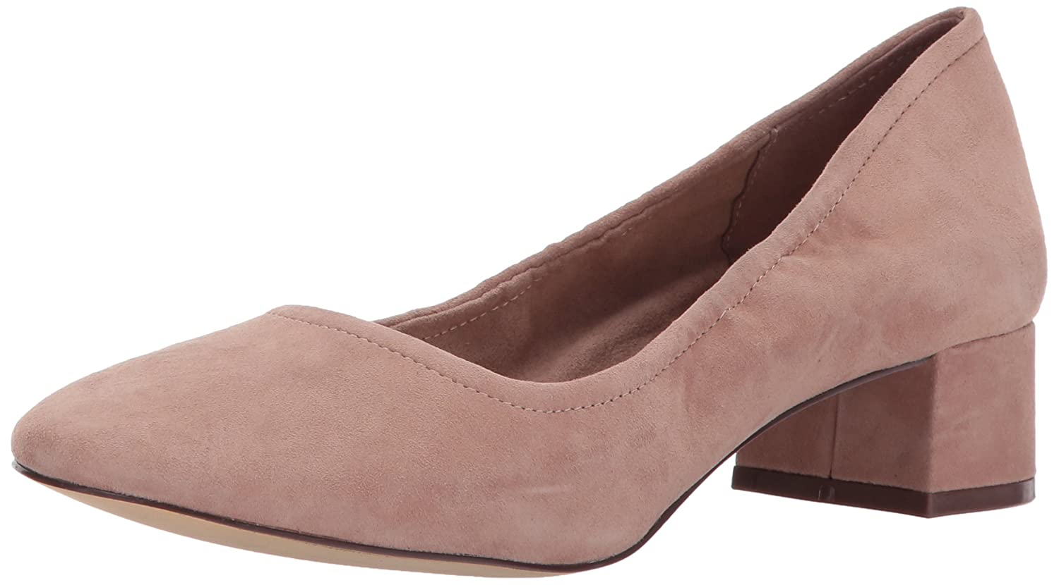 Nine West Women's Edwards Suede Ballet Flat B06XKYRBVG 11.5 B(M) US|Natural Suede