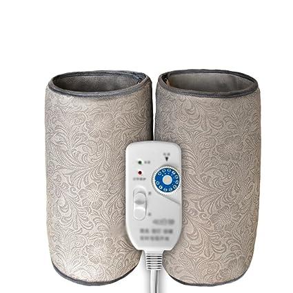 Ai Rong Electric Knee Warm Hombres Y Mujeres De Mediana Edad Legging Calefacción Cintura Eléctrica De