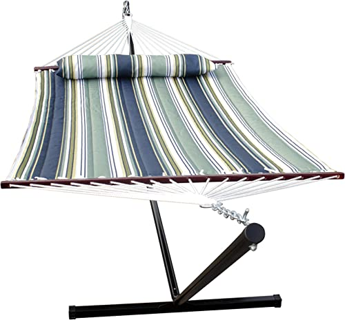 SUNLAX Two Person Hammock