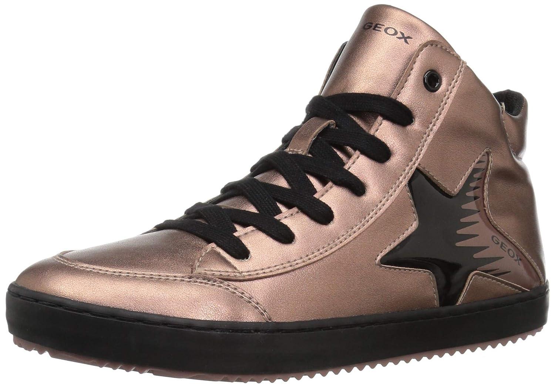 Geox Kids Kalispera Girl 14 High Top Sneaker