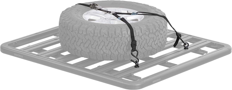 Details about  /YAKIMA LockNLoad Spare Wheel Holder for Roof Racks