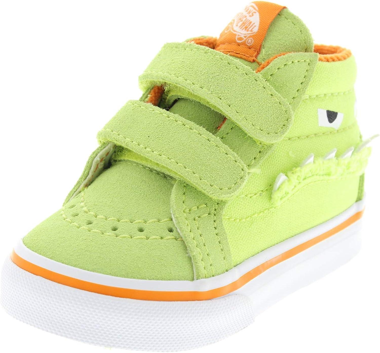 Vans Chaussures Enfants SK8 MID Reissue V Monster Face