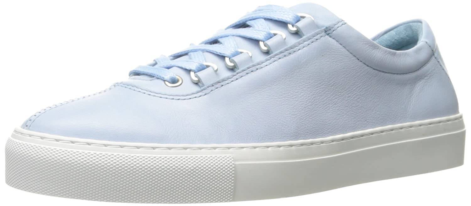 K-Swiss Women's Court Classico Fashion Sneaker B01K8RTX66 11 B(M) US|Fair Aqua/Off White
