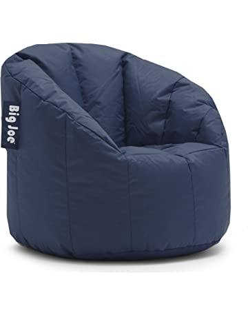 Big Joe Ultimate Comfort Milano Bean Bag Chair with Ultimax Beans in Great  for Any Room 3eadca33a6600