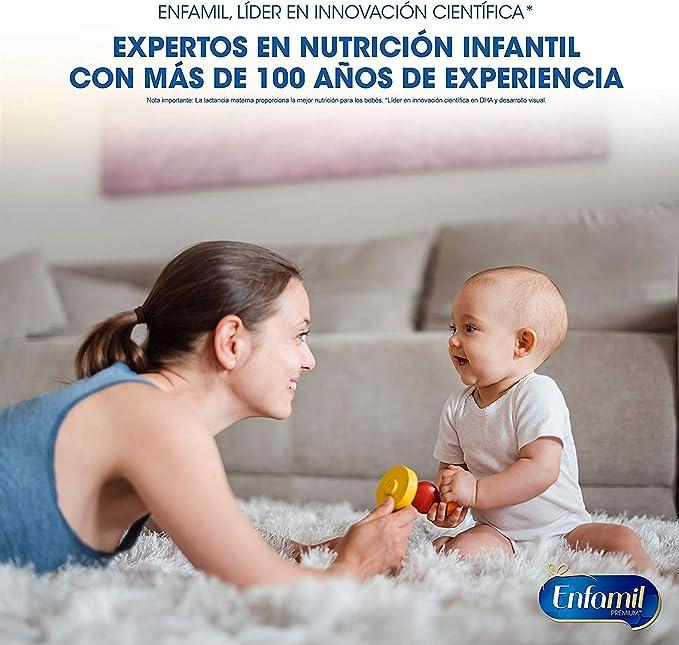 Enfamil Complete 2 - Leche Infantil de Continuación para Lactantes Bebés de 6 a 12 Meses, Pack Mensual 4 latas x 800 gr: Amazon.es: Alimentación y bebidas
