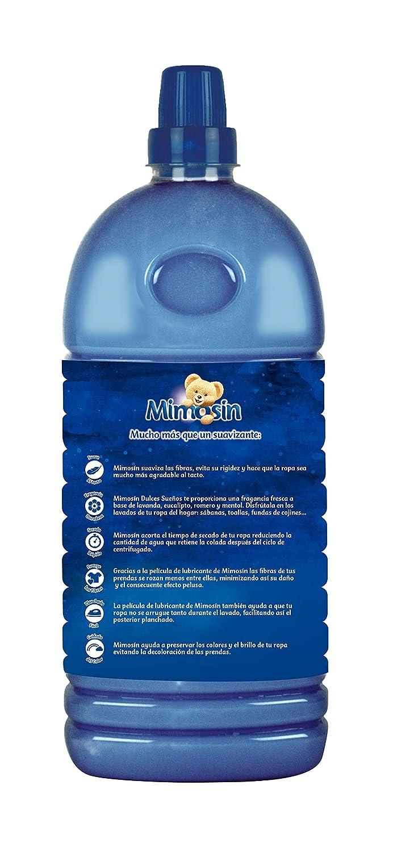 Mimosín Dulces Sueños - Paquede de 8 x 58 lavados - Total: 464 lavados: Amazon.es: Salud y cuidado personal